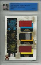 15 ITG Ultimate Vault Past Present Future Gold Jersey Richard St. Louis Brule /1