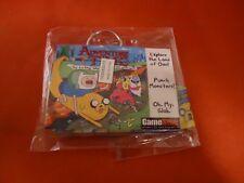 Adventure Time Gamestop Finn & Jake Promotional Lanyard / ID Holder Chain