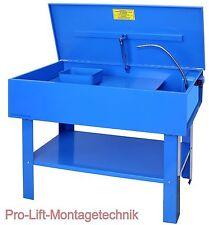Teilewaschgerät 150 Liter Wanne Teilereiniger Teilewaschbecken blau JPW40E 01891