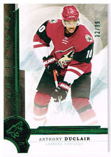 16-17 Artifacts EMERALD xx/99 Made! Anthony DUCLAIR #88 - Coyotes