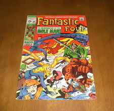 FANTASTIC FOUR COMIC BOOK No. 89 - MADNESS OF THE MOLE MAN