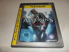 PlayStation 3 PS 3 Assassin 's Creed [Platinum]