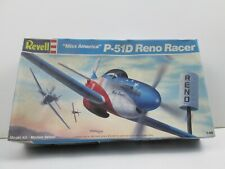 REVELL# 4040  P 51D RENO RACER SCALE 1/72 LQ-MM