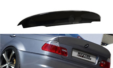 REAR BOOT SPOILER (M3 CSL LOOK) BMW 3 E46 (1998 - 2007)