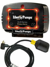Liberty Pumps Indoor High Water Alarm - ALM-2 Wide Angle Float with 20' Cord