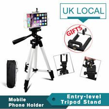 For Canon Nikon Sony Fuji Olympus Panasonic Camera Camcorder Tripod stand fit UK