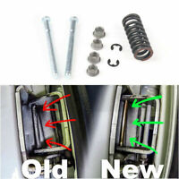 Front Rear Door Hinge Pin With Spring And Bushing Kit For Chevy Chevrolet Blazer