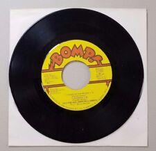 VINTAGE IGGY POP CONSOLATION PRIZES 45 RECORD- RE3