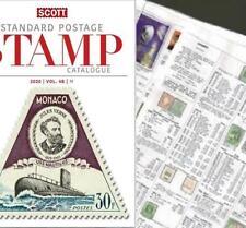 Memel 2020 Scott Catalogue Pages 369-372