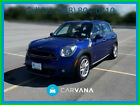 2015 Mini Countryman Cooper S ALL4 Hatchback 4D Knee Air Bags Cold Weather Pkg AM/FM Stereo Alloy Wheels Keyless Start Heated