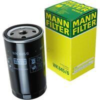 Original MANN-FILTER Kraftstofffilter WK 845/6 Fuel Filter