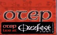 OTEP SEALED 2trk SAMPLER PROMO Tape 2001 Cassette Ozzfest Limited Edition USA