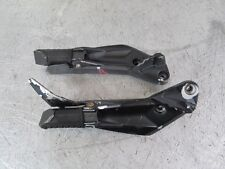 YAMAHA NOUVO Z 113 2008 Pair of Passenger Footrests 19039
