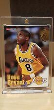 1996-97 Skybox Hoops Kobe Bryant RC Gold Rookie. Iconic Kobe RC gem. Mamba $$$