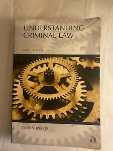 Understanding Criminal Law 8th Edition