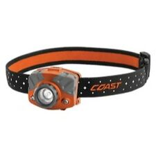 Coast 20620 FL75R Rechargeable Headlamp, Orange