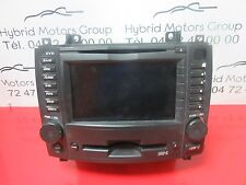 AUTORADIO NAVIGATION CADILLAC CTS 04-05 ORIGINALE CHARGER 6 CD