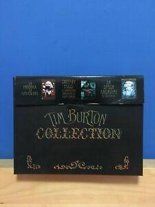 Tim Burton's Musical Box - Limited Edition - 6 DVD - Fuori Catalogo