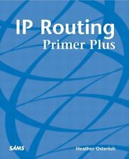 IP Routing Primer Plus by Osterloh, Heather Paperback Book The Cheap Fast Free