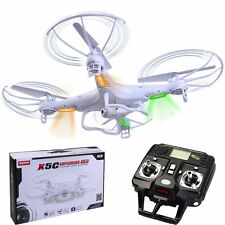 Syma X5C Explorers 2.4G 4CH 6-Axis Gyro RC Quadcopter with HD Camera RTF New @