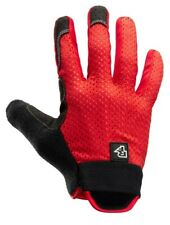 Race Face Stage Gloves Rouge Red Large