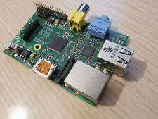 Raspberry PI  1 Model B 512mb EL ORIGINAL Pi, 2x USB