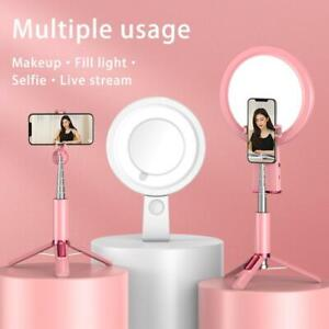 All-in-one Tripod Integrated Bluetooth Selfie Stick & Professional Fill Light