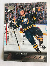 2015-16 UD Series 2 Jack Eichel Young Guns Rookie Card