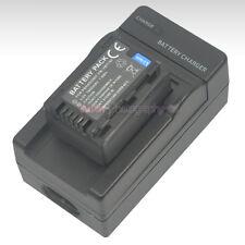 Home Charger + Battery for Panasonic VW-VBT190 VBT380 HC-VX870 VX980 W580 V380