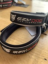 EzyDog Neo Classic Dog Collar Black Design, Extra Small