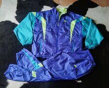 Nike 80's 90's Vintage Jacket Pants Tracksuit Veste Sweat Tuta Nylon Icon