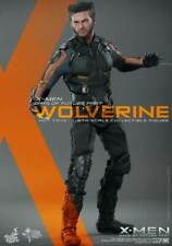 """Wolverine X-Men Days Of Future Past 1/6 Marvel MMS264 12"""" Figur Hot Toys"""