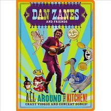 DAN ZANES AND FRIENDS - ALL AROUND THE KITCHEN NEW DVD