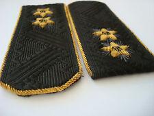Russian Soviet Naval Shoulder Boards Straps Epaulets Navy Admiral Fleet 2 Stars