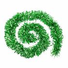 Thick Luxury Metallic Christmas Tree Tinsel Decoration (Various Colours)