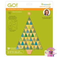 55095 -AccuQuilt GO! & GO! Big Sparkle Tree Fabric Cutting Die Applique Quilting