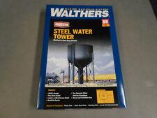 Walthers Cornerstone 933-3043 Steel Water Tank Structure Kit HO Scale NIB