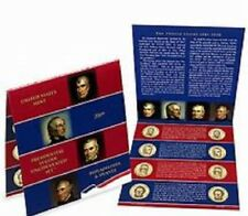 2009 US President Uncirculated Mint Set (3nd 4 Presidents P&D 8 Coins)