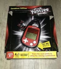 Yahtzee Carabiner Edition Electronic Handheld Game