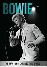 DAVID BOWIE New Sealed 2017 MAN WHO CHANGED THE WORLD DOCUMENTARY DVD