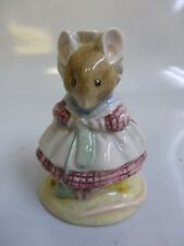 Beatrix Potter The Old Woman Who Lived in a Shoe Knitting Beswick Figurine BP-3b