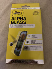 New Otterbox Alpha Glass Screen Protector iPhone 8 Plus/7 Plus/6 Plus/6s Plus.