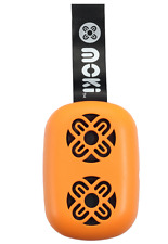 Moki BassPop Bluetooth Wireless Pocket Speaker Orange