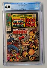 Tales of Suspense #94 CGC 6.0  1st appearance of M.O.D.O.K.  -  New Case