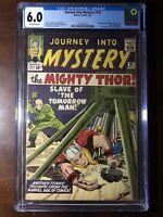 Journey Into Mystery #102 (1964) - 1st Hela, 1st Sif!!! - CGC 6.0 - Key!!!