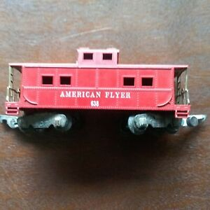 American Flyer 'S' Scale 638 Caboose
