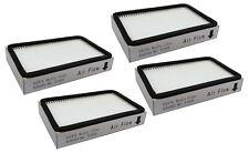 (4) HEPA Filters for Panasonic V194H, MC-V194H, Vacuums Anti Allergen