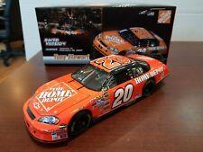 2007 Tony Stewart #20 Home Depot/ Bud Shootout Raced Win 1:24 NASCAR Action MIB