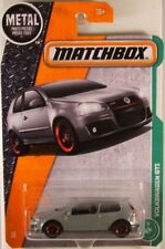 MATCHBOX #118 Volkswagen (VW) Golf GTI, 2017 issue (NEW in BLISTER)