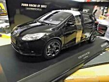 FORD Focus ST 2011 limousine black schwarz met. SP limited PMA Minichamps 1:18